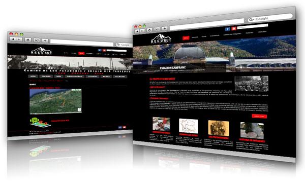 Diseño Web Recurut